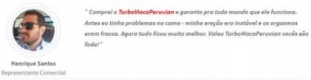 Turbo maca peruvian Reclame Aqui
