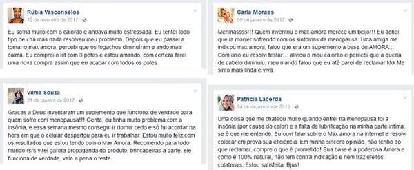 Max Amora funciona
