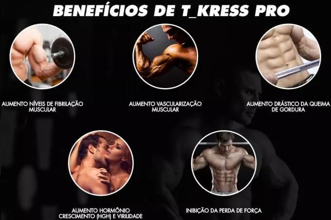 T Kress Pro Funciona
