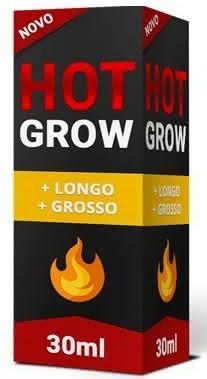 gel hot grow farmácia