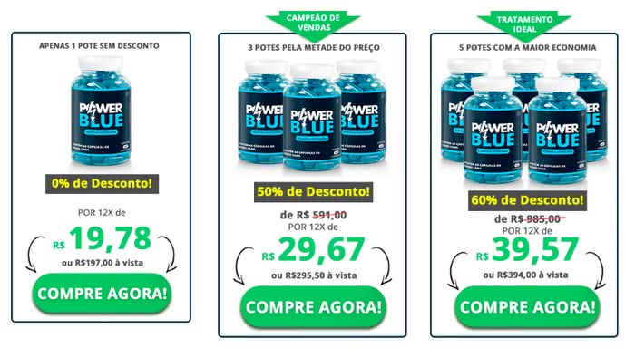 Power Blue Bula