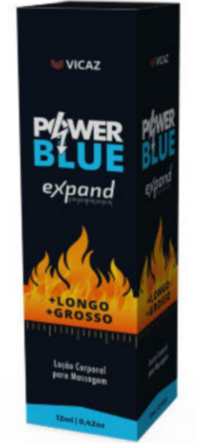Power Blue Expand Farmácia