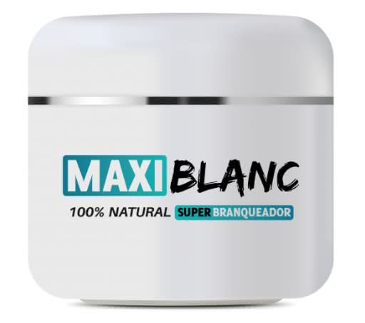 Maxi Blanc Formula Composicao Ingredientes Comprar