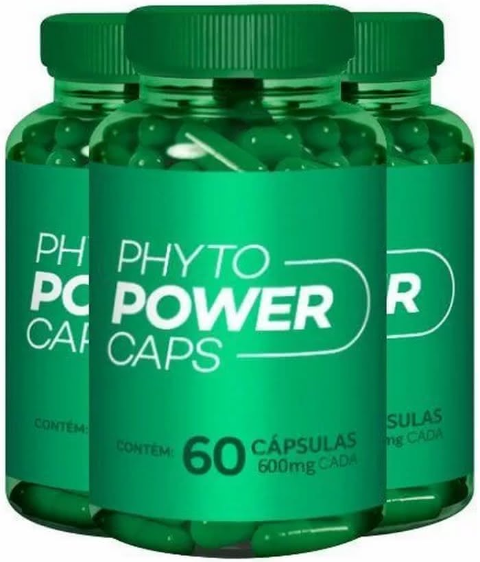 Phyto Power Caps Comprar