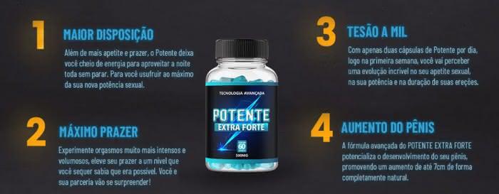 Potente Extra Forte Farmácia