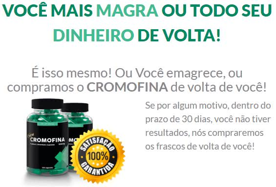 Cromofina Bula