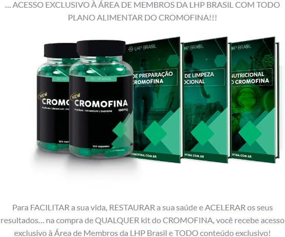 Cromofina Preço
