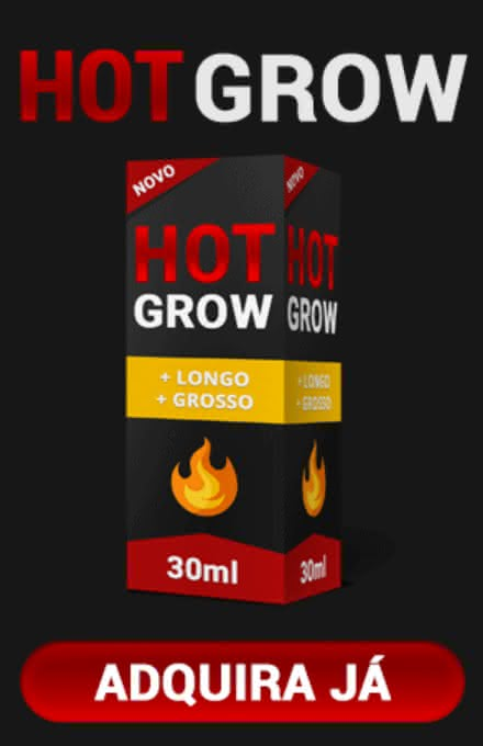 Gel Hot Grow bula