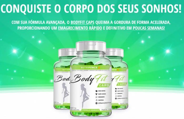 BodyFit Caps Bula