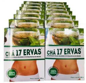 Chá 17 Evas Bula