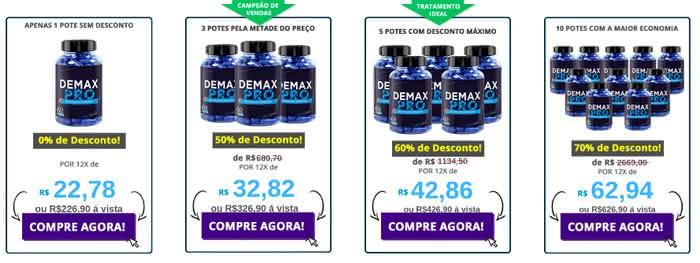 Demax PRO Bula
