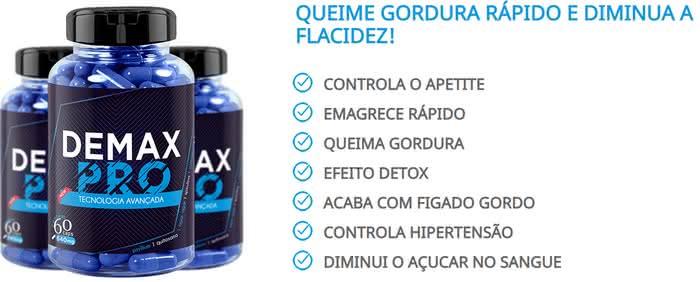 Demax PRO Funciona