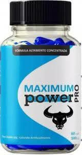 Maximum Power Pro Bula