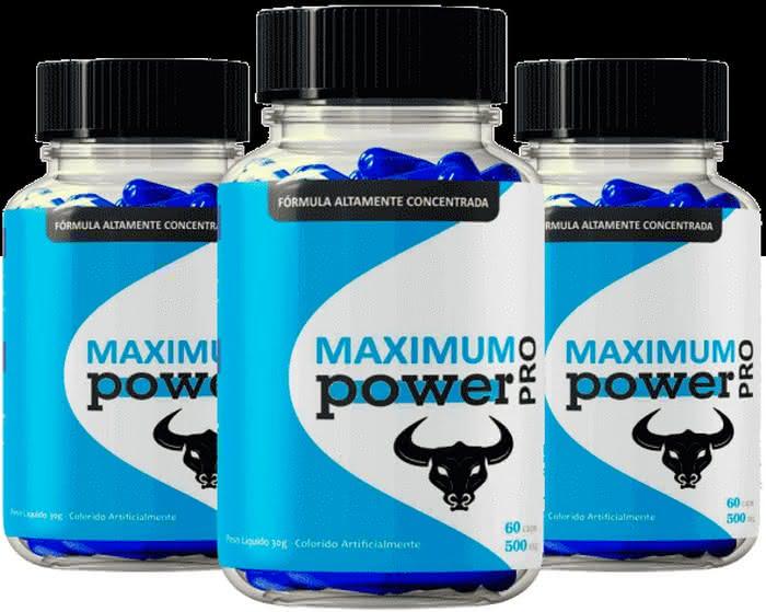 Manual do Maximum Power Pro
