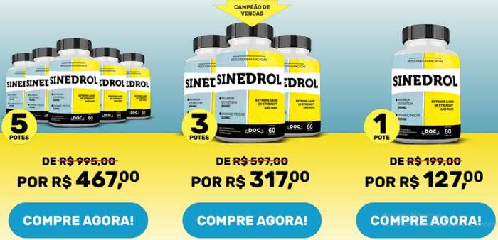 Sinedrol Comprar