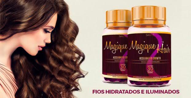 magique hair bula