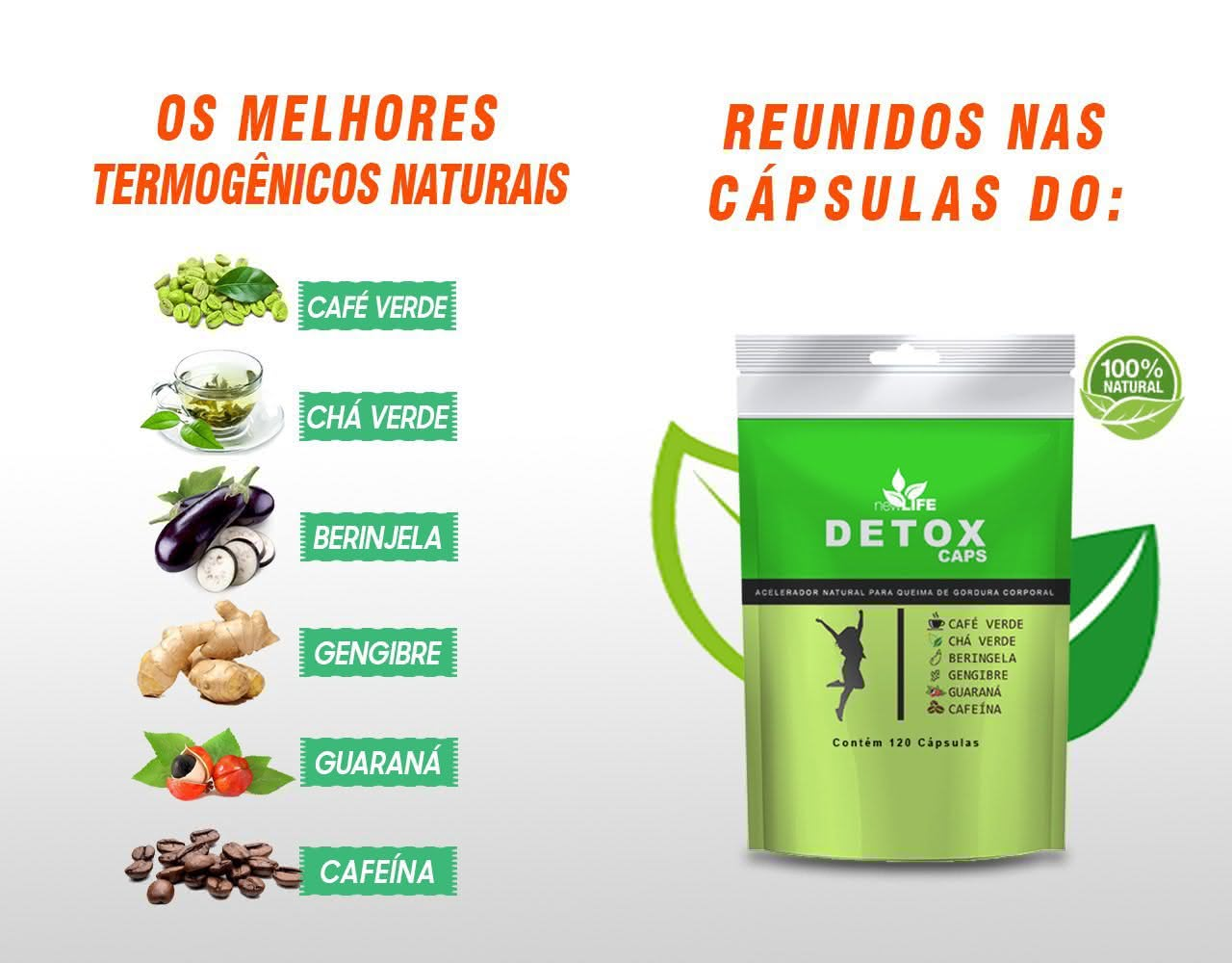 detox caps opinioes