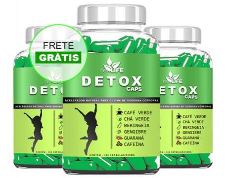 detox caps farmacia