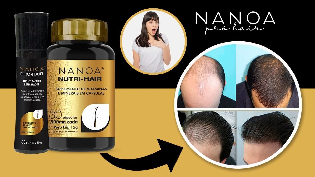 nanoa pro hair bula