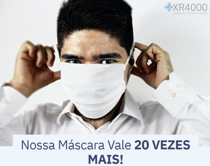 mascaras esterilizadas