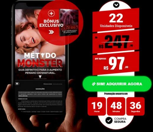 método monster pdf gratis