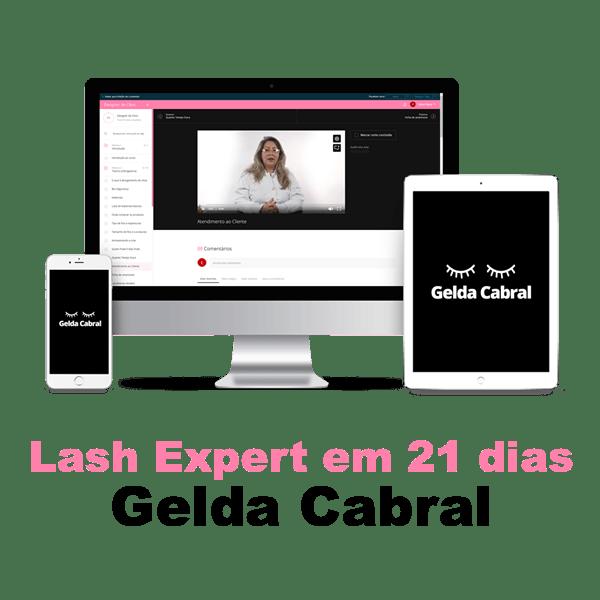 Lash Expert em 21 dias